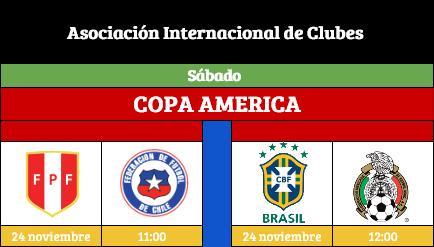 [AIC] Horarios Final COPA AMERICA Horari15