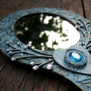 Ритуал очищения зеркала Стихиями 15234410