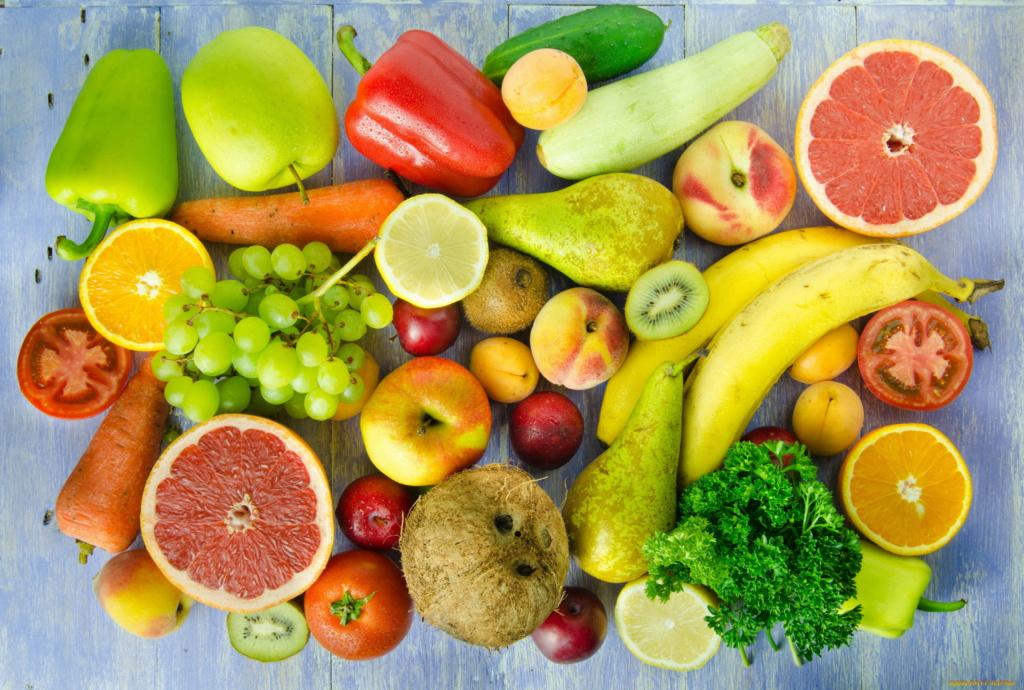 Фрукты, овощи подскажут 7559-010