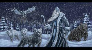 Карачун – Грозный и неумолимый Бог морозов. Image-10