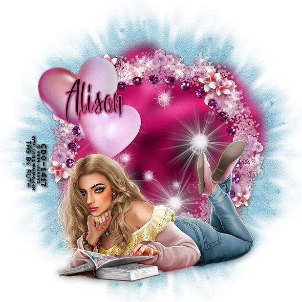 Pressies for AlisonNetty Alison15
