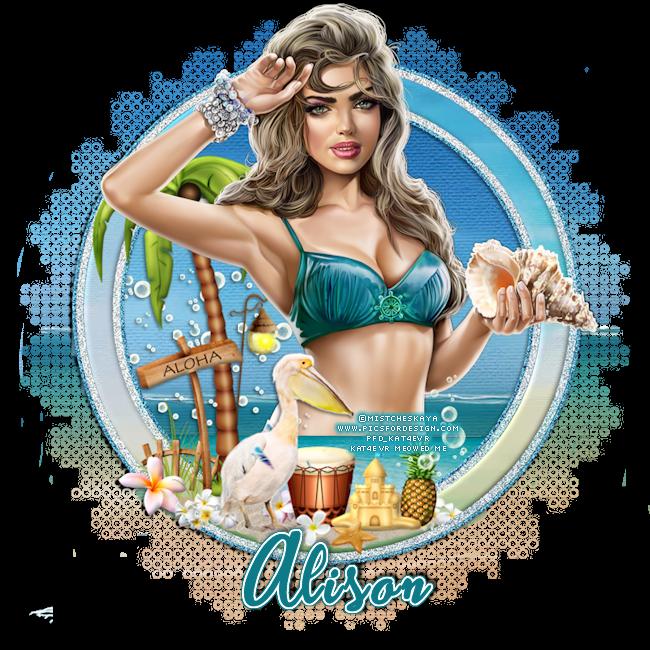 Pressies for AlisonNetty Alison20