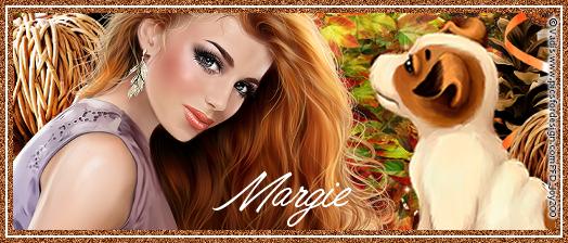 MARGIE'S MAILBOX Margie27