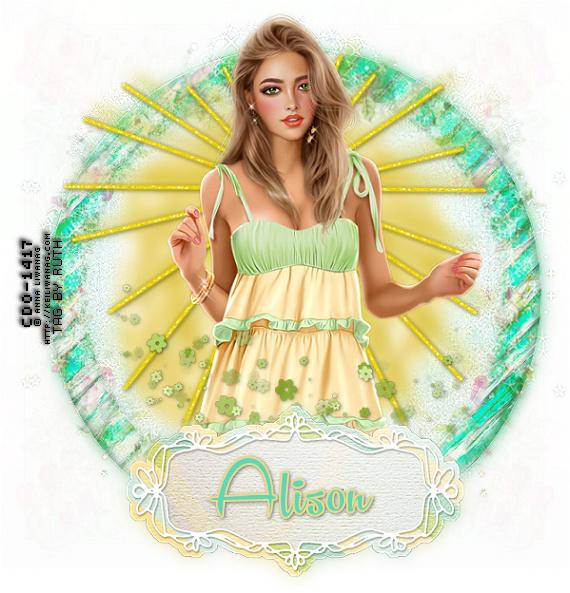 Pressies for AlisonNetty Nettya10