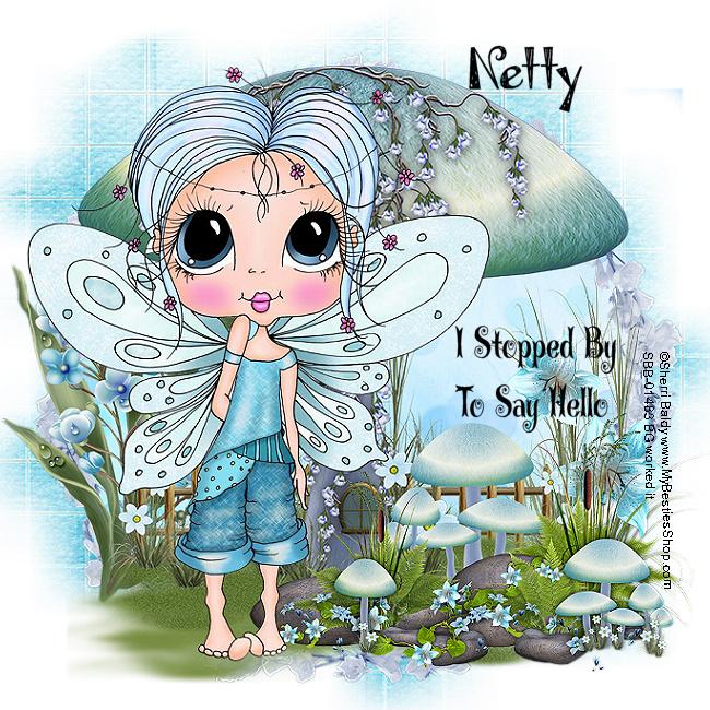 Pressies for AlisonNetty Nettyp17