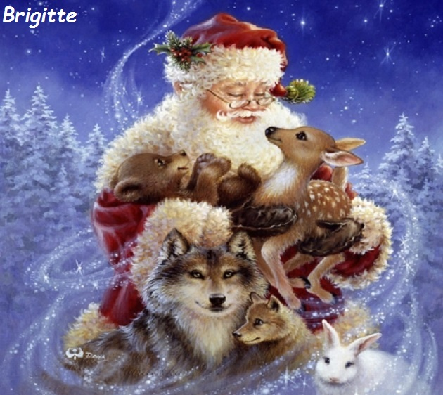 THEME OF THE DAY - Page 2 Santa_10