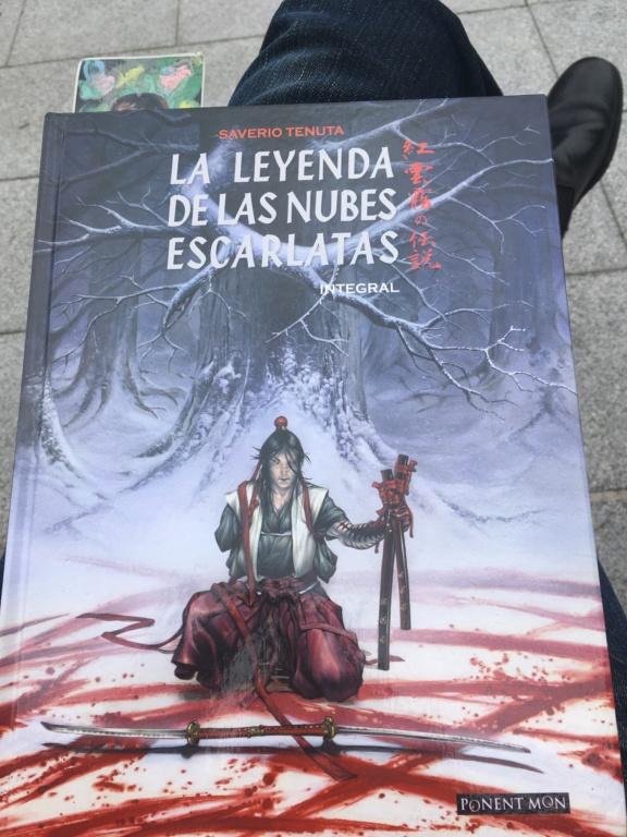 QUE COMIC ESTAS LEYENDO? - Página 5 Cf645710