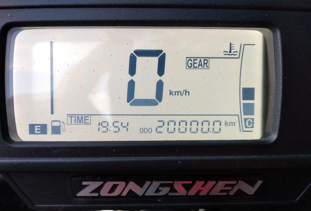 Мой первый мотоцикл... Zongshen RX3 - Страница 5 Img_2029