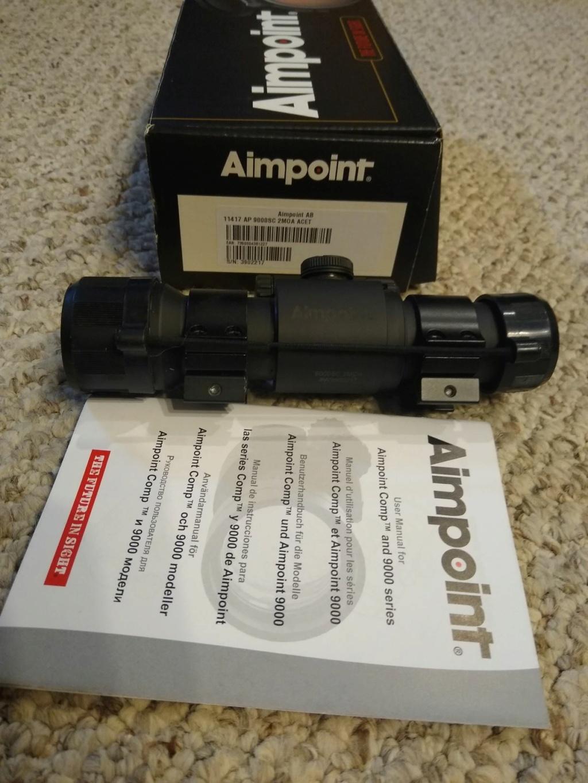 Wtb aimpoint Aimpoi11
