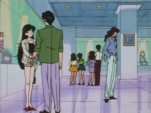 Mamoru and Rei Image22