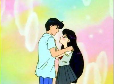 Mamoru and Rei Image81
