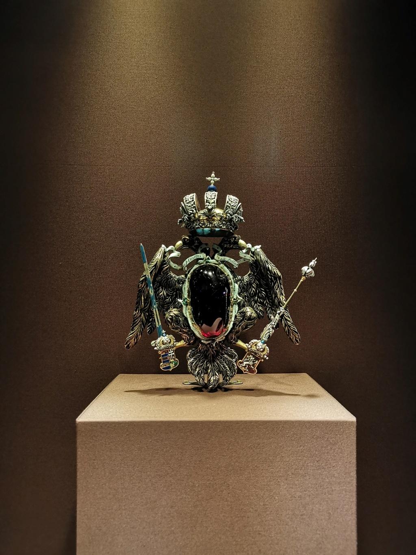 Le trésor impérial des Habsbourg  - Page 2 410