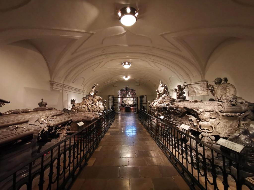 La Crypte des Capucins, caveau des Habsbourg à Vienne Img_2012
