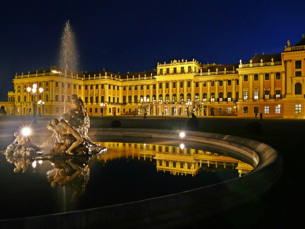Le palais de Schönbrunn - Page 5 Schznb12