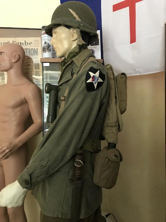 Mannequin PFC 2nd Infantry Division  0f715d10