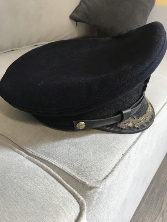 Casquette Officier Kriegsmarine  53104710