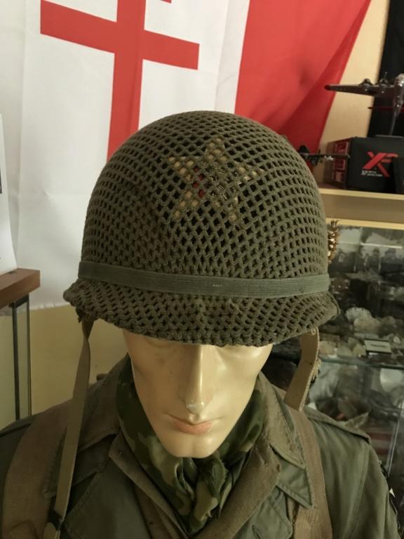 Mannequin PFC 2nd Infantry Division  60af6010