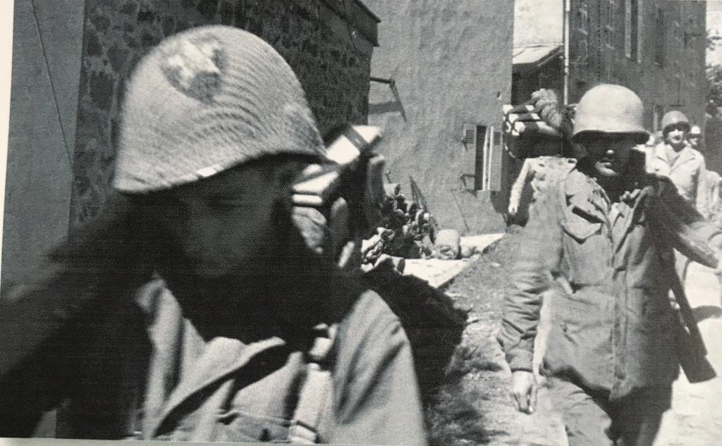 Mannequin PFC 2nd Infantry Division  80d61810