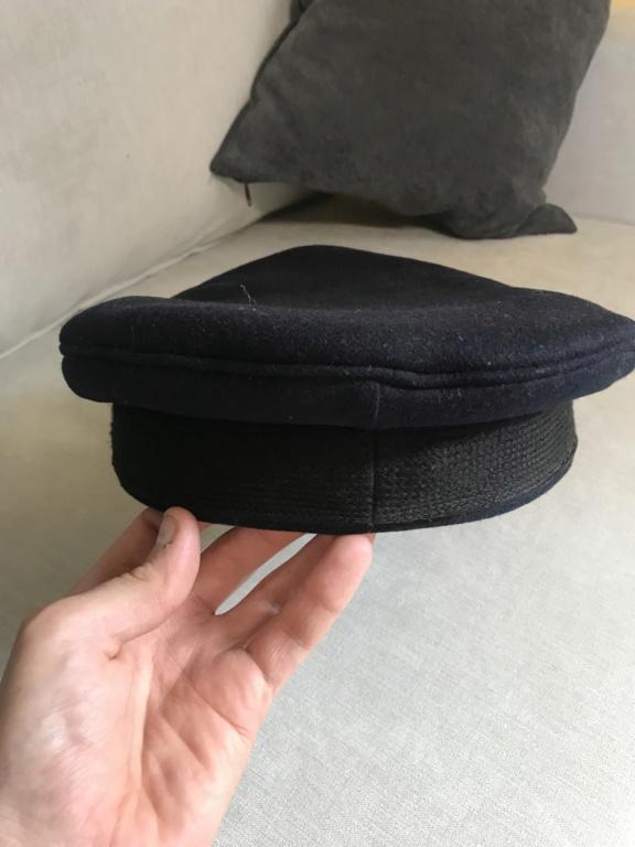 Casquette Officier Kriegsmarine  99cc8910