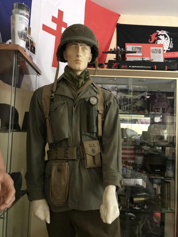 Mannequin PFC 2nd Infantry Division  D68f5d10