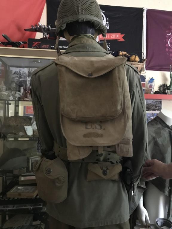 Mannequin PFC 2nd Infantry Division  Fe033210