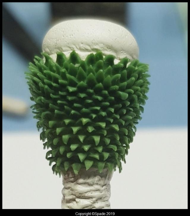 Pas à pas - La confection d'un palmier 1/72e 2110