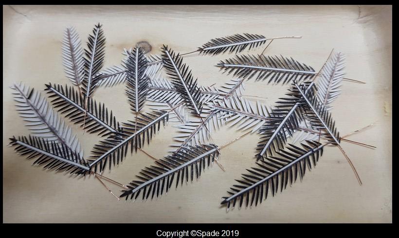 Pas à pas - La confection d'un palmier 1/72e 810
