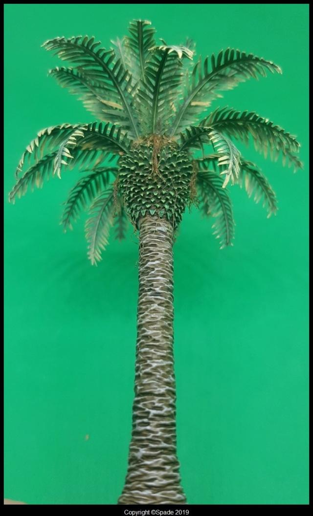 Pas à pas - La confection d'un palmier 1/72e Smarts35