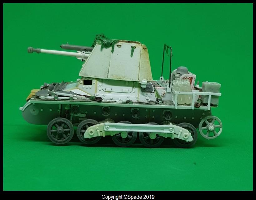 Panzerjäger 4,7 cm(t) Auf. Panzer I B - Scratch - Base ESCI  - MONTAGE TERMINE - Page 4 Smarts42