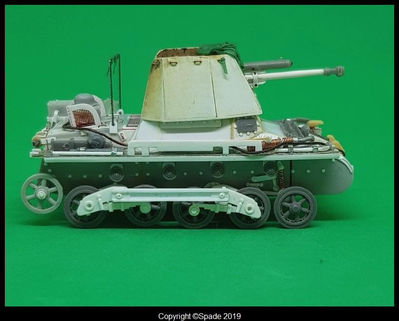 Panzerjäger 4,7 cm(t) Auf. Panzer I B - Scratch - Base ESCI  - MONTAGE TERMINE - Page 4 Smarts44