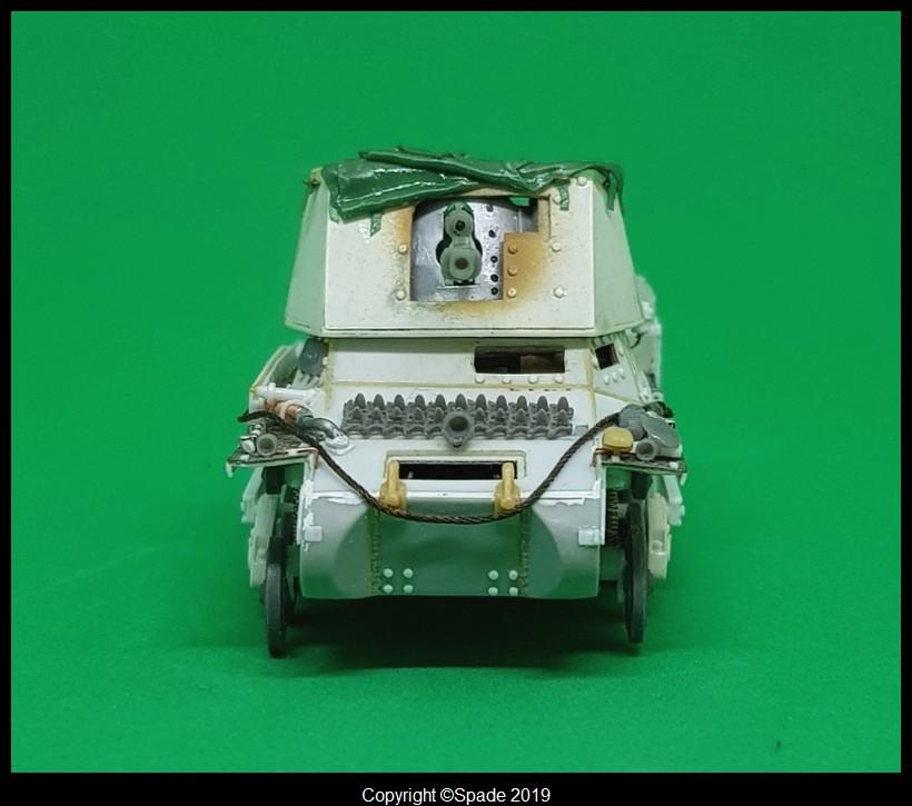 Panzerjäger 4,7 cm(t) Auf. Panzer I B - Scratch - Base ESCI  - MONTAGE TERMINE - Page 4 Smarts45