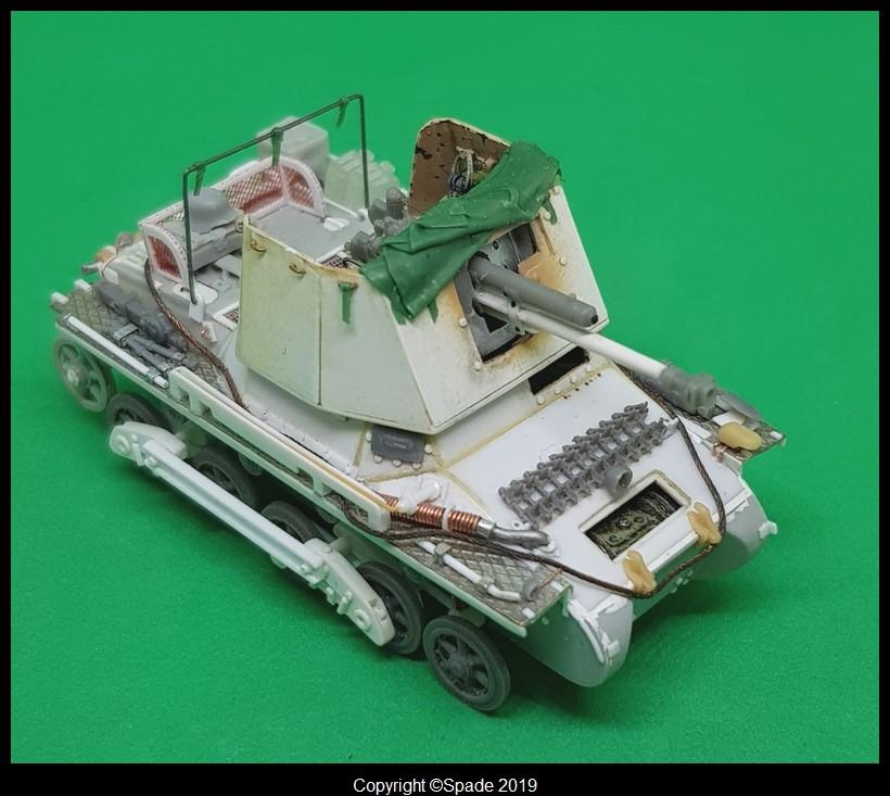 Panzerjäger 4,7 cm(t) Auf. Panzer I B - Scratch - Base ESCI  - MONTAGE TERMINE - Page 4 Smarts49
