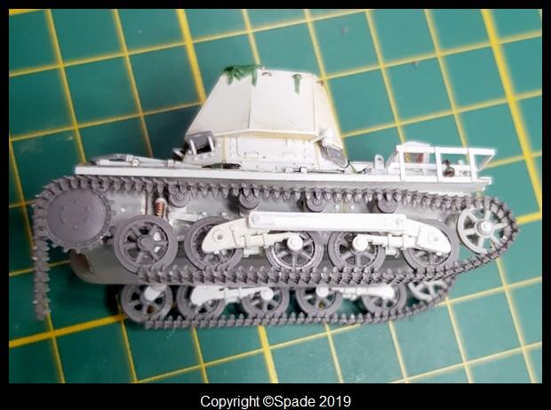 Panzerjäger 4,7 cm(t) Auf. Panzer I B - Scratch - Base ESCI  - MONTAGE TERMINE - Page 4 Smarts61