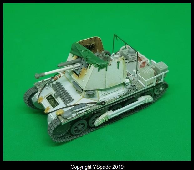 Panzerjäger 4,7 cm(t) Auf. Panzer I B - Scratch - Base ESCI  - MONTAGE TERMINE - Page 4 Smarts65