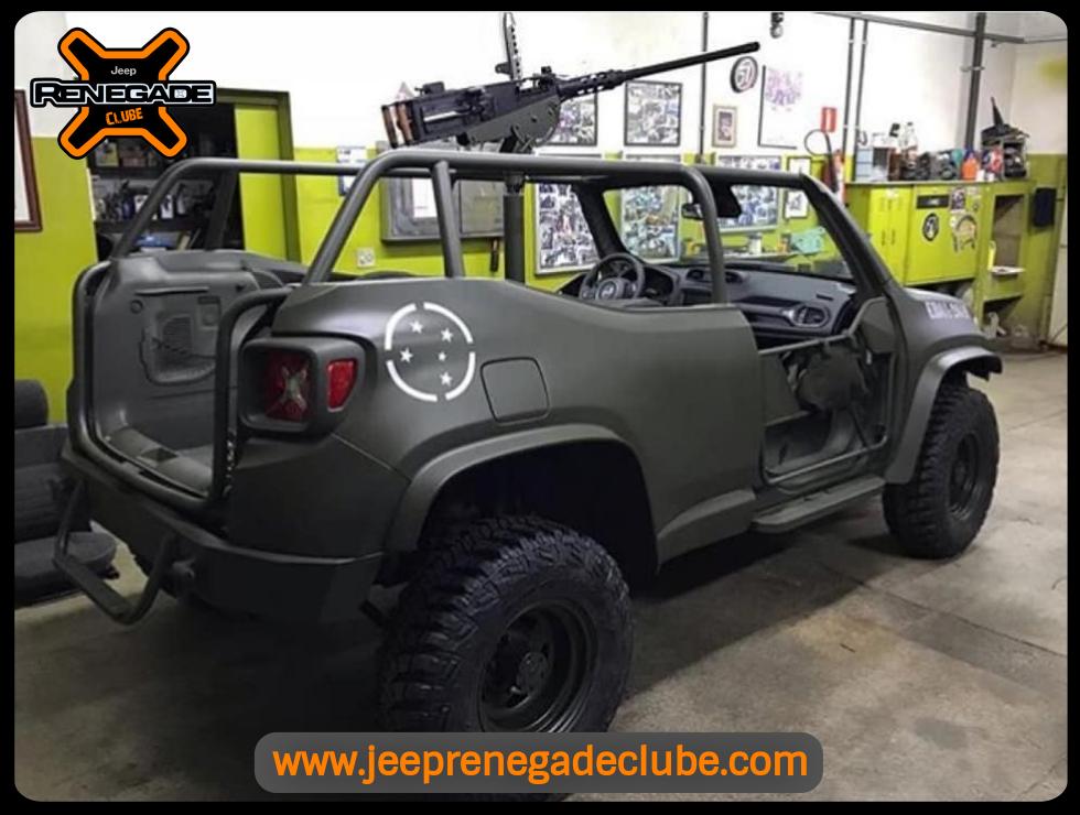 Jeep Renegade versão militar. 08_11_14