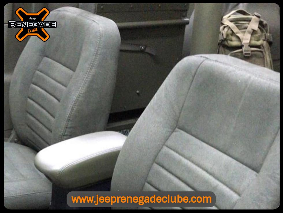Jeep Renegade versão militar. 08_11_17