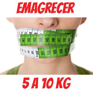 Emagrecer 5 a 10 kg