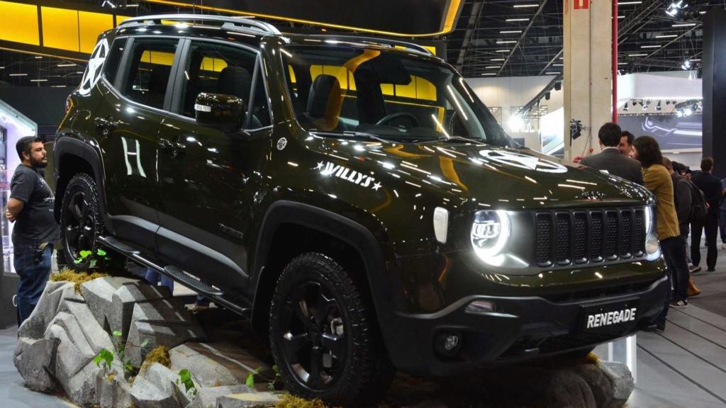 Jeep lança série especial limitada Renegade Willys Jeep-r11