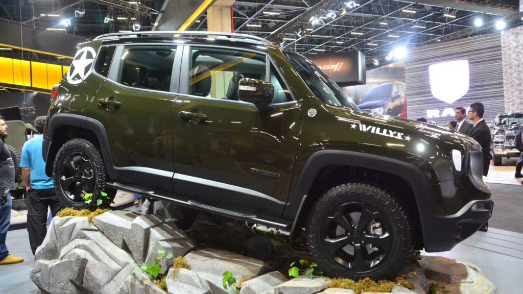 Jeep lança série especial limitada Renegade Willys Jeep-r12