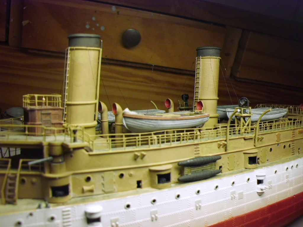 Croiseur USS Olympia Revell 1/232 - Page 2 5010
