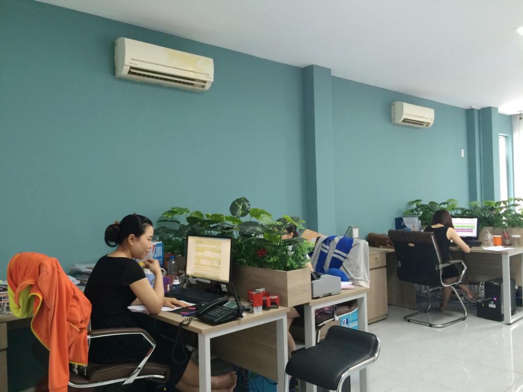Cho thuê Văn phòng mặt tiền Bến Vân Đồn, quận 4, TP.HCM 210
