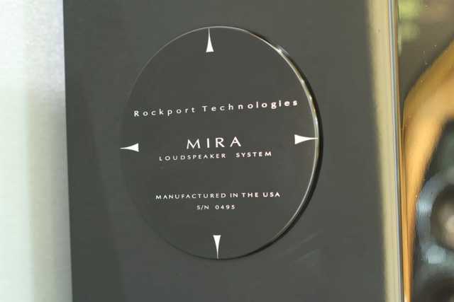 Rockport Technologies Mira Speakers (USED) (SOLD) 73016910