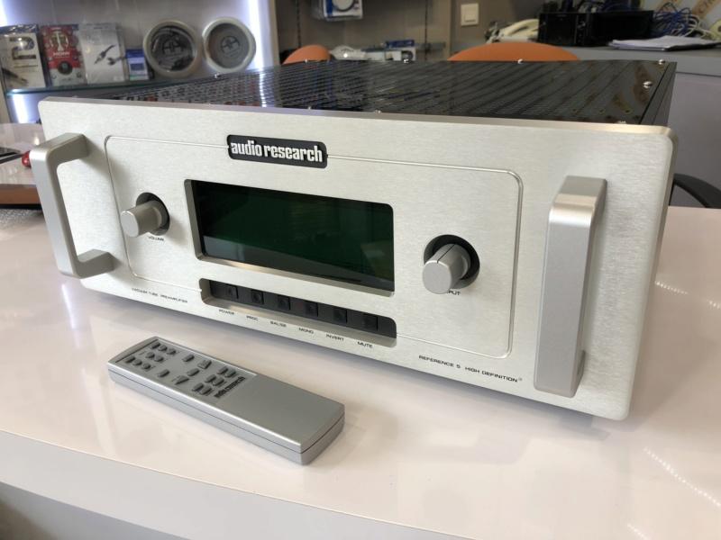 Audio Research Ref 5 Pre Amp (SOLD) Image110