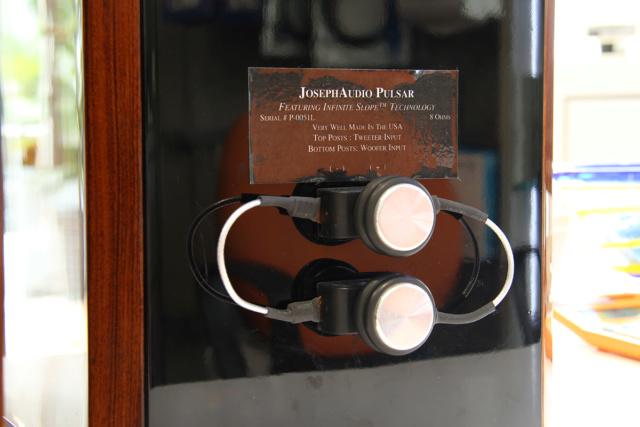 Joseph Audio Pulsar bookshelf speaker (USED) Img_8513