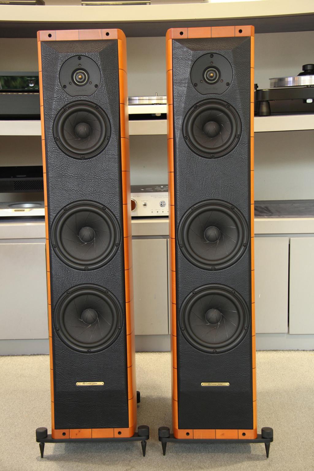 Sonus Faber Cremona Speaker (USED Img_8611