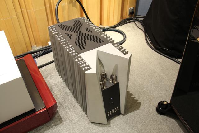 Pathos Adrenaline Monoblock Hybrid Power Amplifier (USED) Img_8712