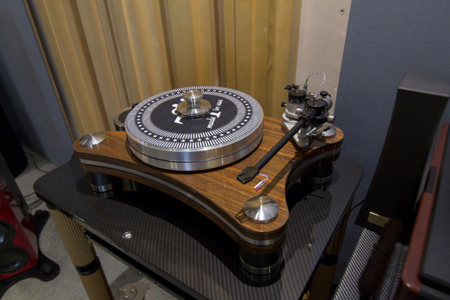 VPI Prime Signature Turntable + Analog Drive System speed control (USED) Img_9216