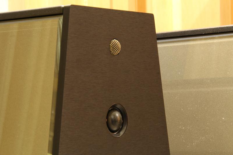 Rosso Fiorentino Fiesole bookshelf speakers (USED) Img_9812