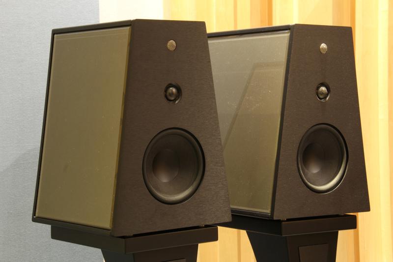 Rosso Fiorentino Fiesole bookshelf speakers (USED) Img_9813
