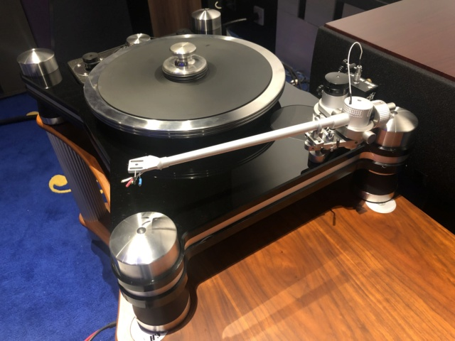 VPI HR-X Turntable With SDS  (USED) Img_9815